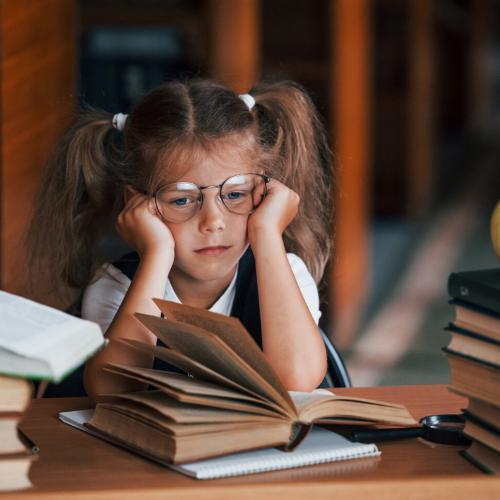 開學季即將到來,小孩護眼老大難