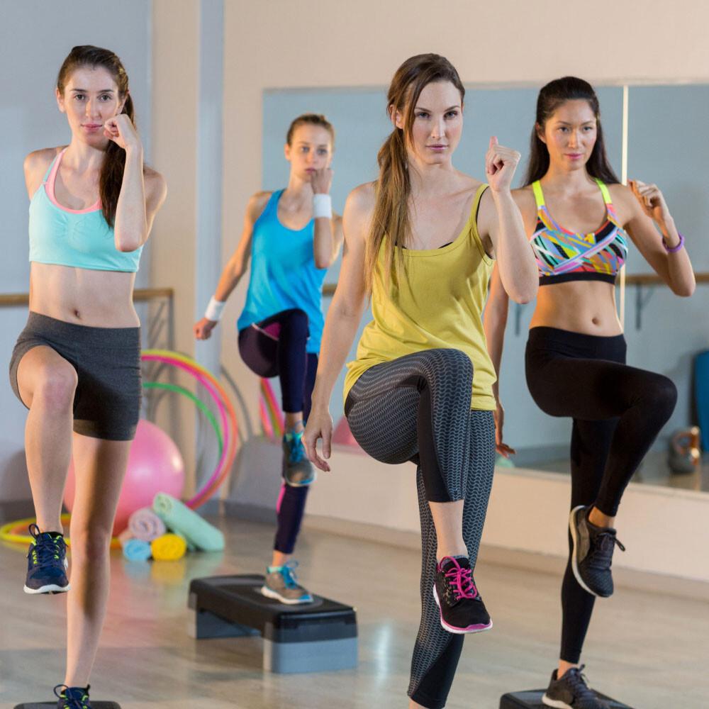 興盛的減肥減重的運動風潮