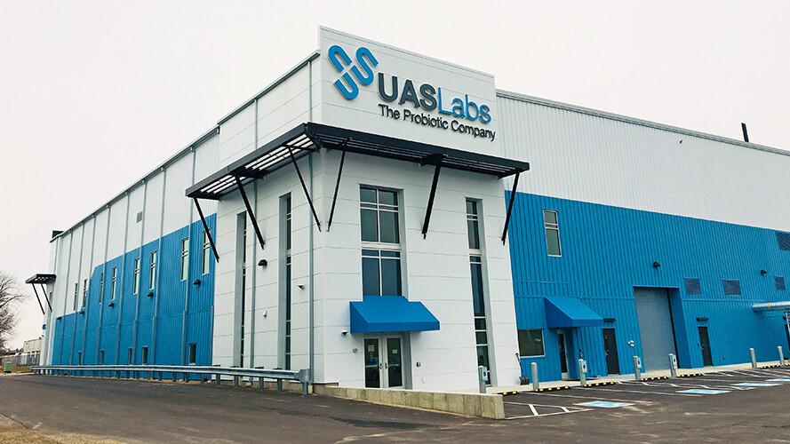 美國益生菌領導廠商 - UAS Lab