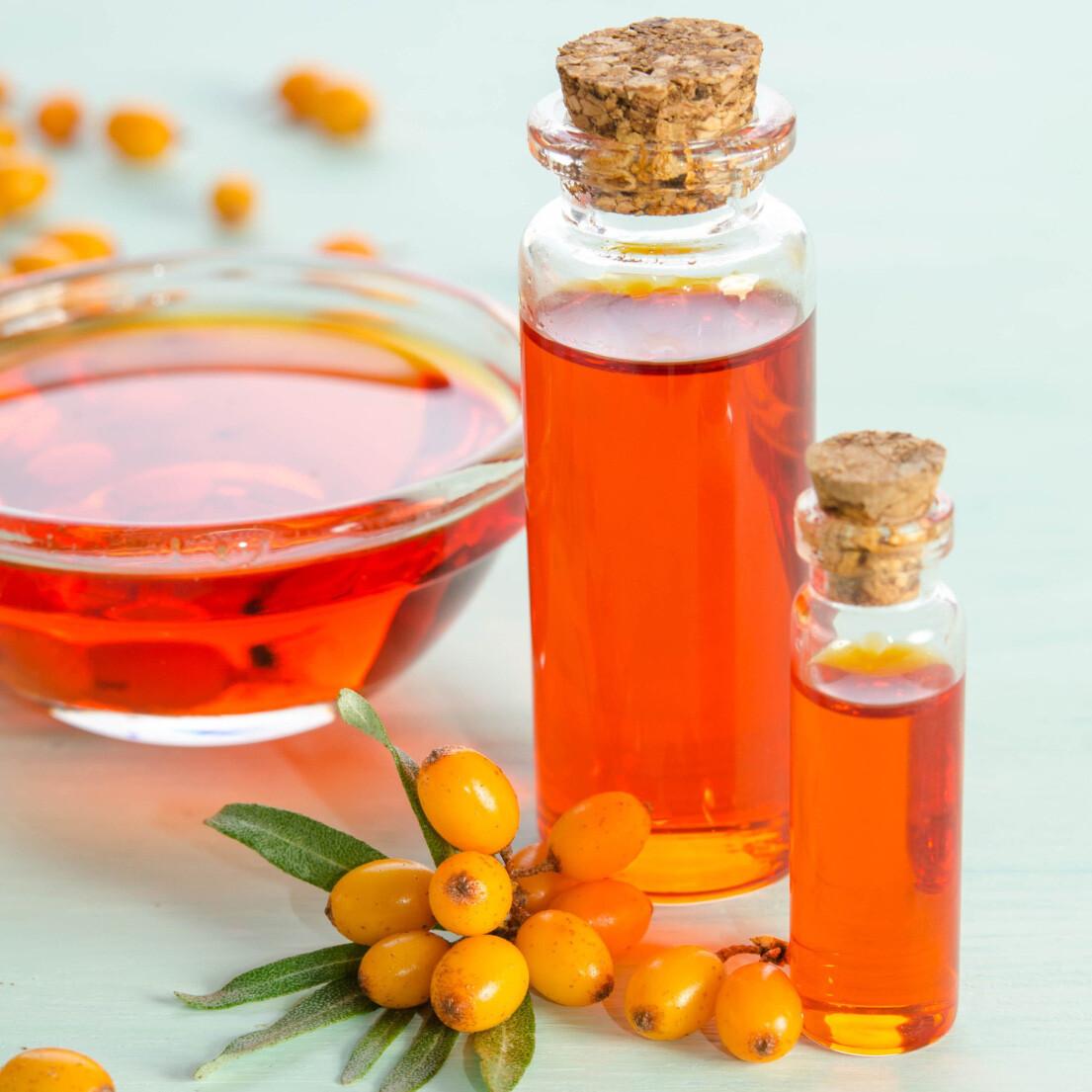 沙棘油是很好的植物性 Omega 脂肪酸來源