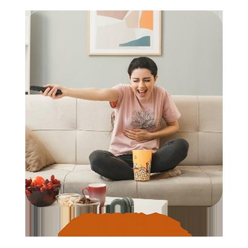 CyanthOx 沙棘籽萃取物適用於舒緩胃酸逆流、胃潰瘍等不適狀況