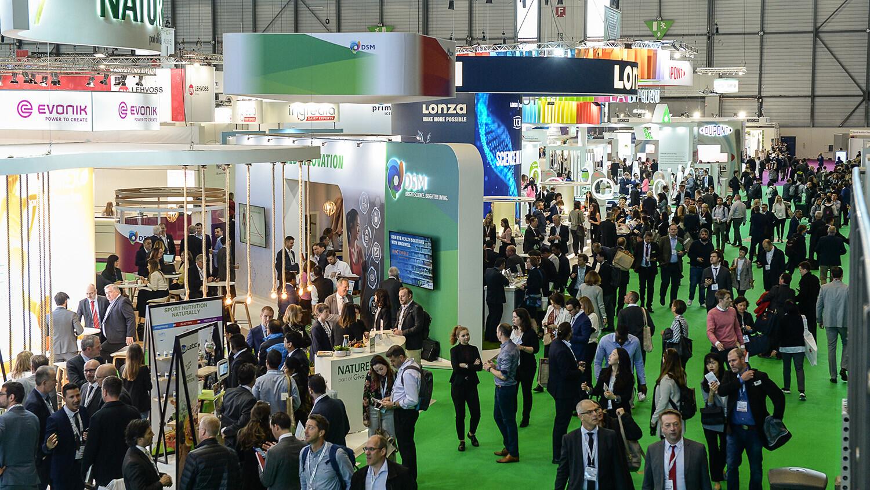 Vitafoods Europe 是全球營養保健產業的盛事之一,本次將以實體及線上雙軌制,展示許多創新原料及產品。