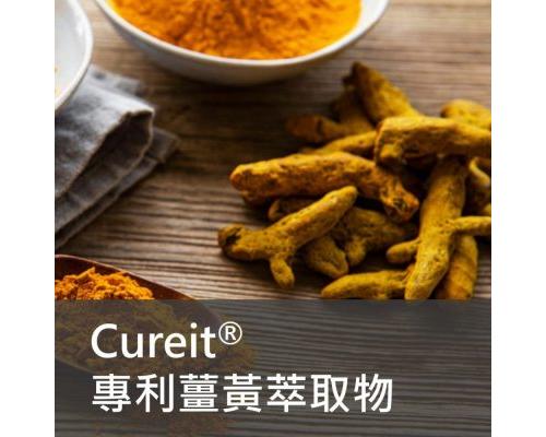 保健食品原料 - Cureit 專利 薑黃 萃取物
